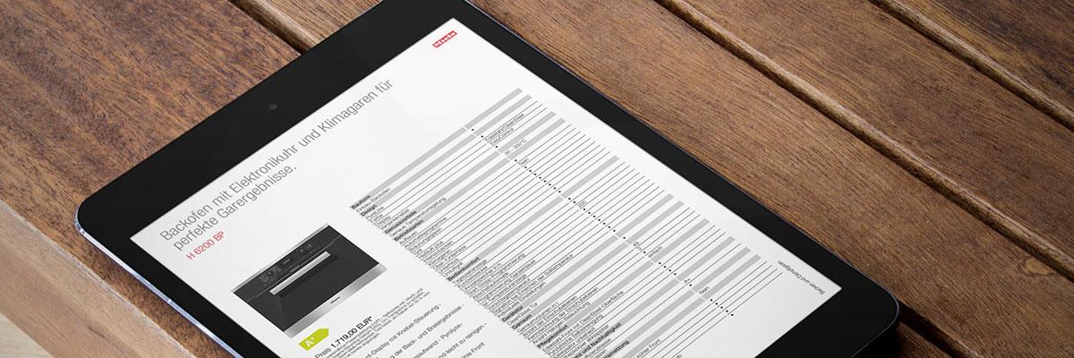 Echter Kundenservice Bei Miele Mybrochure Open Text Web