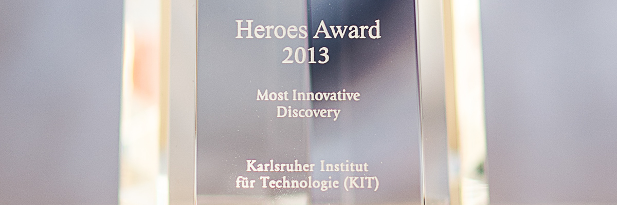 Innovation Award 2013